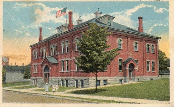 Seton-School-Alumni-School-Building