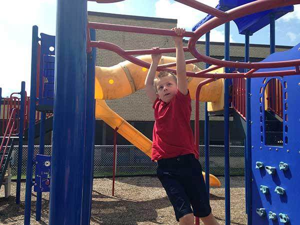 Seton-School-Student-Playground