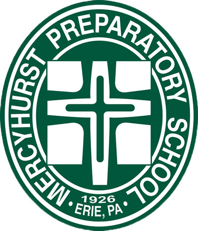 Mercyhurst-Preparatory-School-Erie-PA-1926-logo