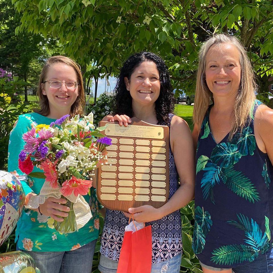 PTO Mother Seton Award